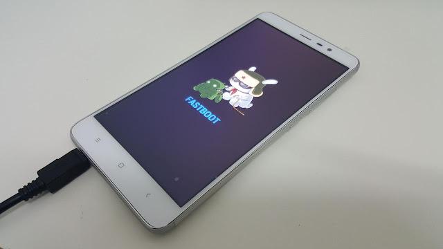 Xiaomi redmi note 3 Bootloader