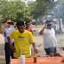 Bolsonaro disse para enfrentar a Covid-19 como homem, não como moleque, e vai às ruas