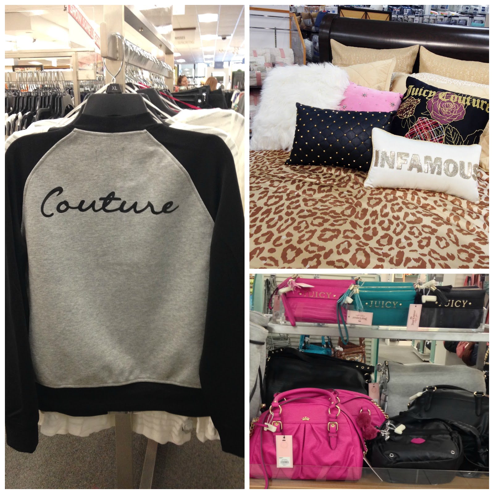 Tracy S Notebook Of Style Juicy Couture At Kohls Store