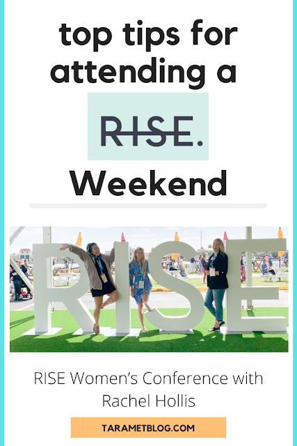Tips for Attending a RISE x Weekend Conference: Toronto, San Diego, London, Fort Myers, Dallas