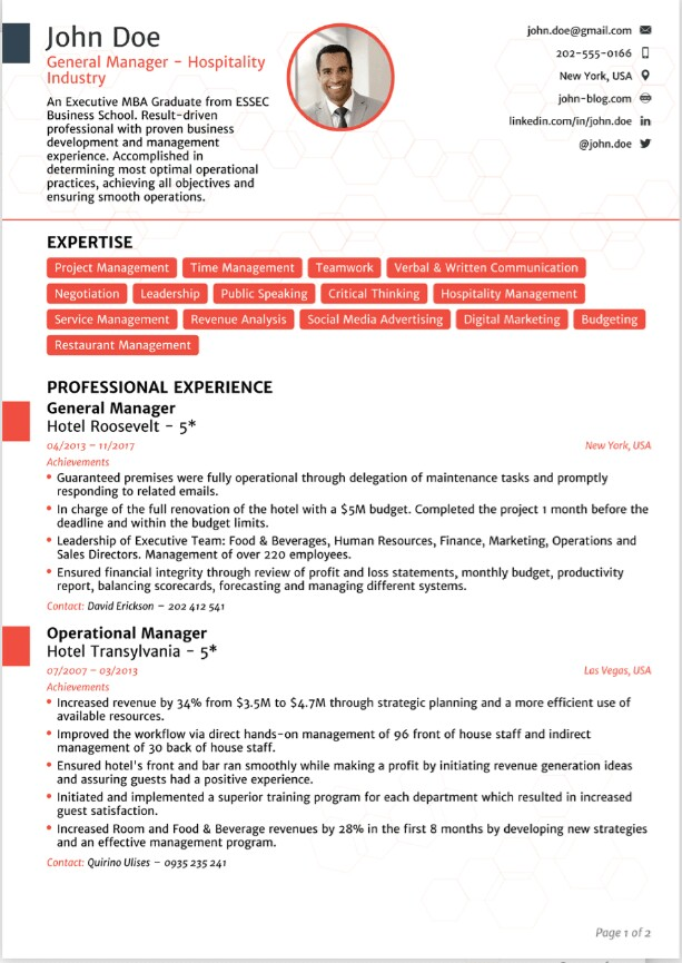 cv and resume are not the same  know the different to