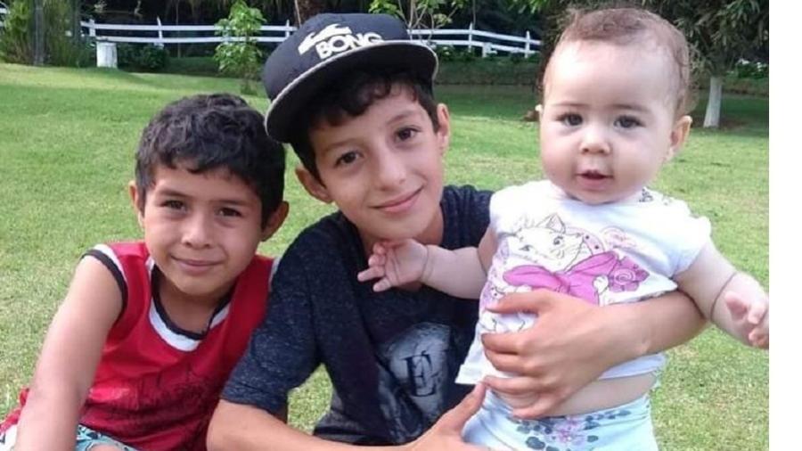 TRAGÉDIA: Três irmãos morrem soterrados no interior de Minas Gerais
