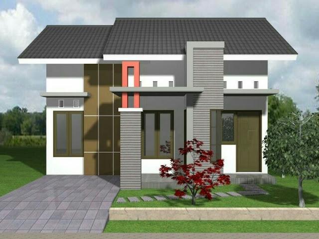 Beautiful 2-storey minimalist house