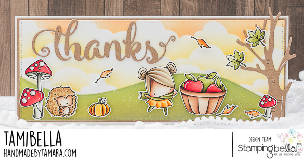 Handmade By Tamara The Littles The Little Bits Stamping Bella