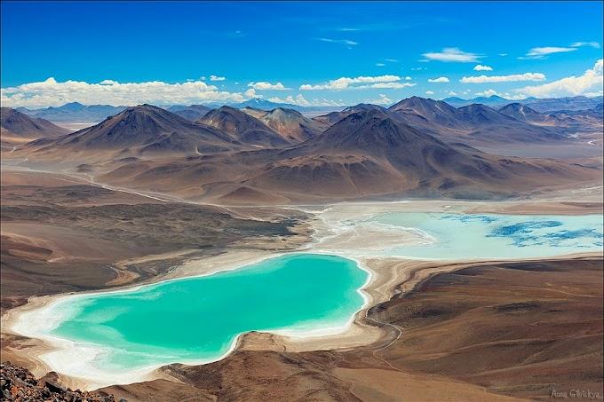 Οι πιο εντυπωσιακές λίμνες στον κόσμο