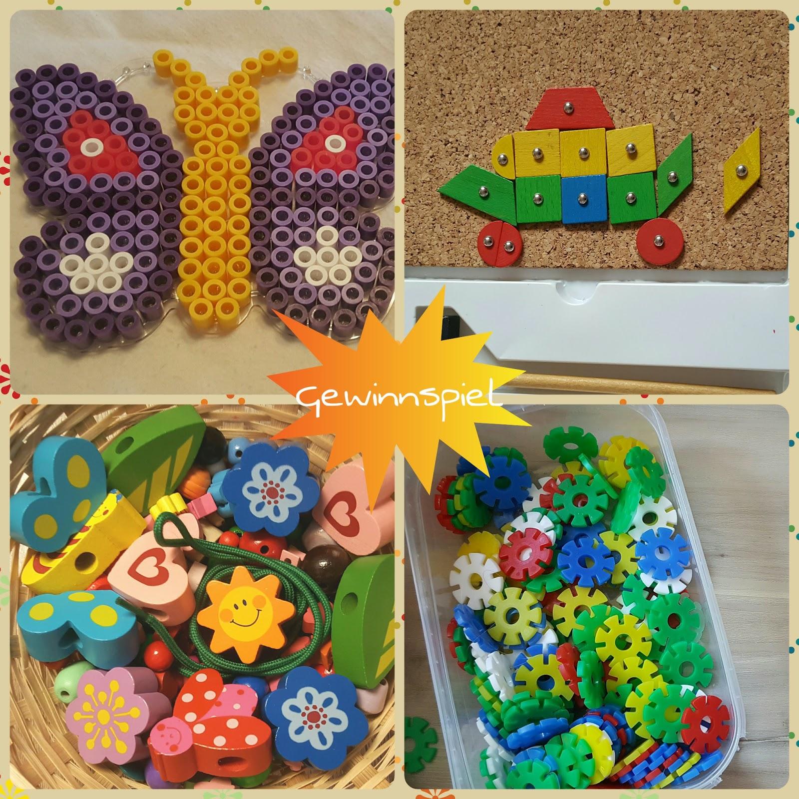 Hama Bugelperlen Set Schmetterling Und Blume Online Kaufen