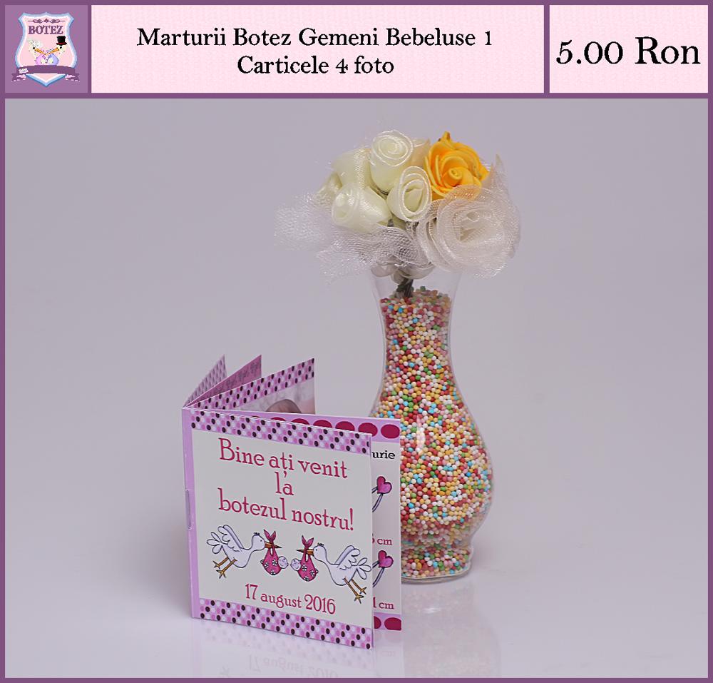 Bebestudio11com Invitatii Nunta Si Botez Asortate Botez Gemeni