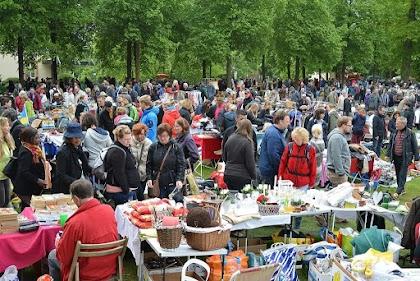 الفلوماركت سوق المستعمل في المانيا* الاماكن والمواعيد *