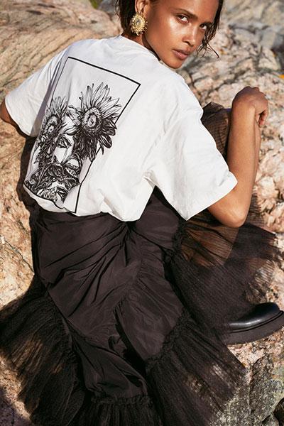 Nueva colección cápsula Sandra Mansour x H&M