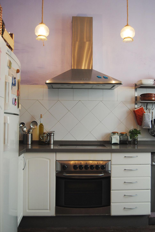 Una cocina de campo en la ciudad (o sea, mi cocina) - Canela y ...