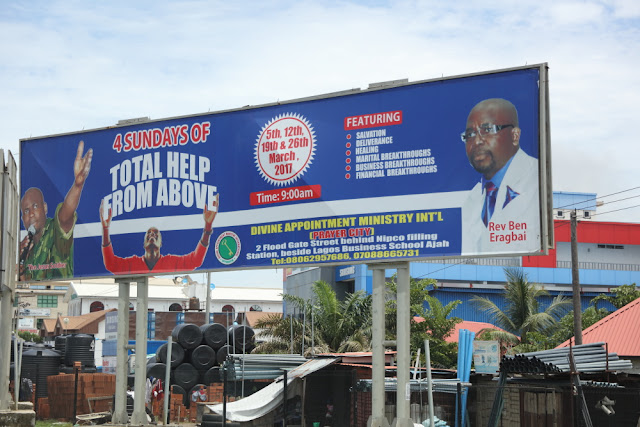 """Total Help From Above"" from the Divine Appointment Ministry Int'l"