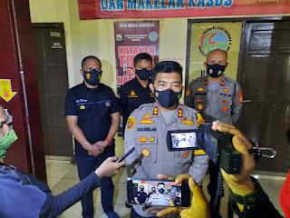 Ungkap Kasus Narkotika, Ini Pesan Kapolres Pelabuhan Makassar AKBP Kadarislam