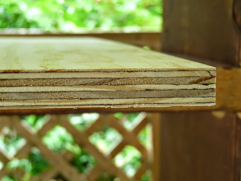 How to edge plywood