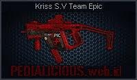 Kriss S.V Team Epic