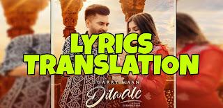 Dilwale Lyrics in English | With Translation | – Sharry Maan