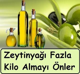 Zeytinyağı Fazla Kilo Alımayı Önler