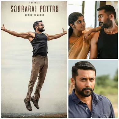 Soorarai Pottru (2020) Full Movie Download In HD, 720p