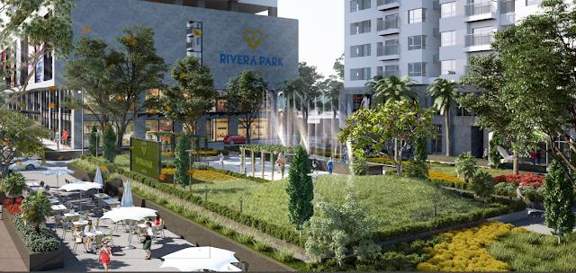 Chuỗi tiện ích mang thương hiệu Rivera Park