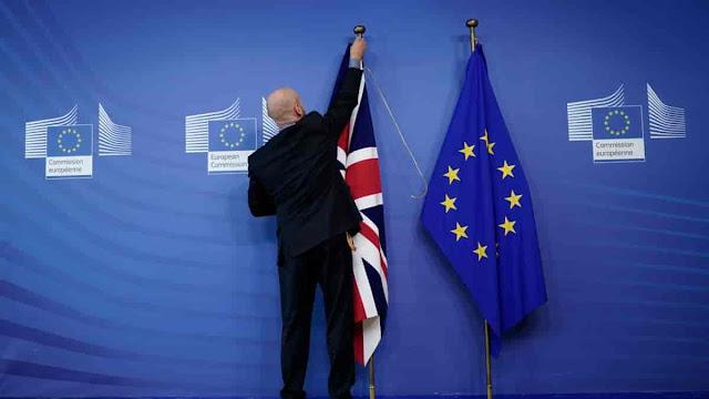 """مفاوضات متعثرة بين بريطانيا والاتحاد الأوروبي حول مرحلة ما بعد """"بريكست"""""""
