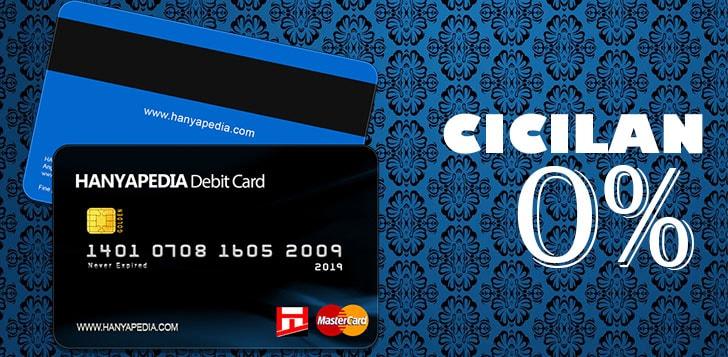 Cicilan 0% : Program Promo Kartu Kredit Yang Menggiurkan
