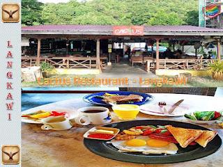 Cactus Restaurant, Langkawi