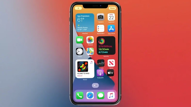 Apple iOS 14 beta - All new features and review - qasimtricks.com