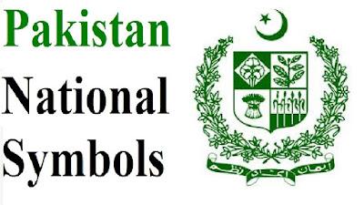 National symbols of Pakistan List vegetable Color, Anthem  etc