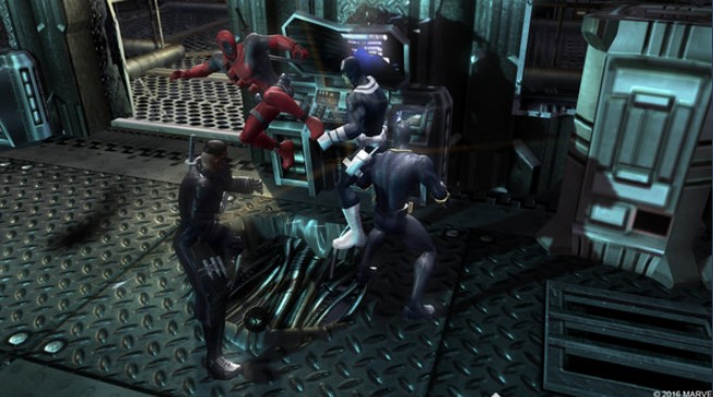 Marvel Ultimate Alliance pc portable 1 link 4shared mega