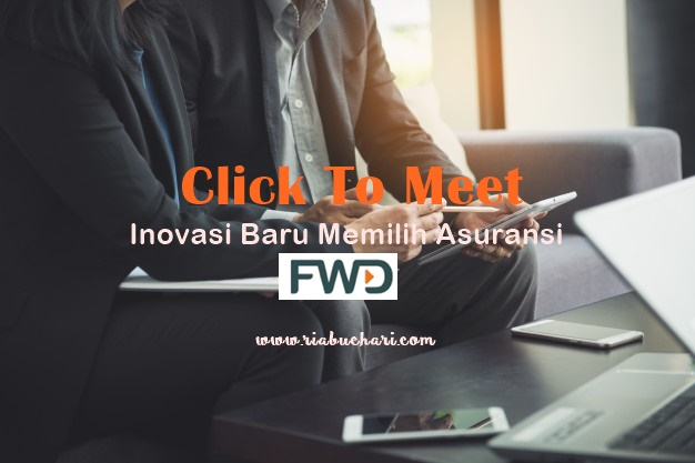 """""""Click To Meet"""" Inovasi Baru Memilih Asuransi"""
