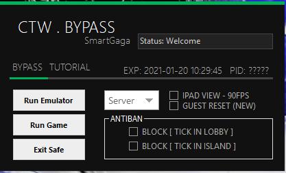 BYPASS CTW V3.2 NEW  | SMGG PUBGMOBILE 1.2