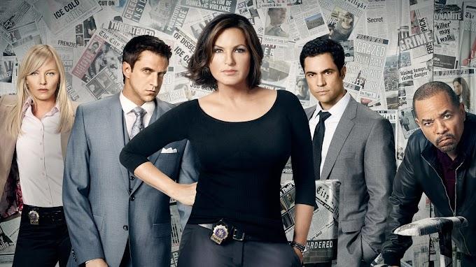 Law & Order: SVU tem mais 3 temporadas confirmadas