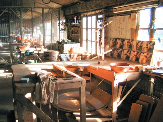 Cours de poterie au tour - Belveze du razes