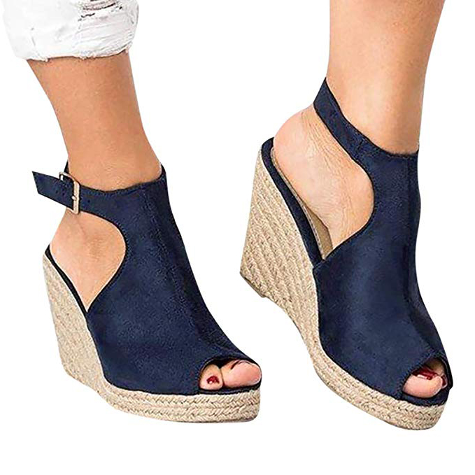 Heel Strap Beach Shoes