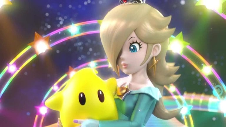 Super Mario 3D World: How to unlock Rosalina - Guide