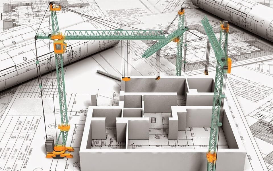 Công nghệ panel 3D trong xây dựng khu chung cư Vinata Power