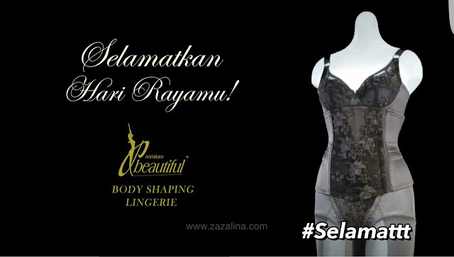 Promosi Raya Premium Beautiful Murah