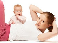 Tips for Lose Weight Safely After Childbirth
