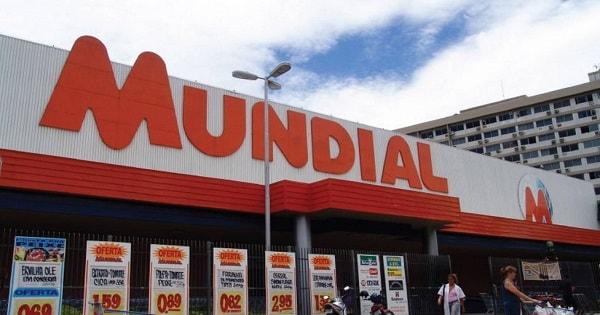 Supermercados Mundial contrata Empacotador, Aux. de Serviços Gerais, Operador e mais cargos