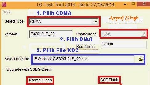 Flash Stock ROM LG G Pro Lite D686