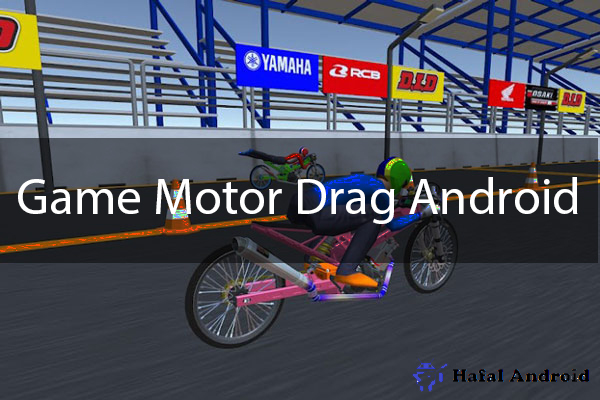 Game Motor Drag Android