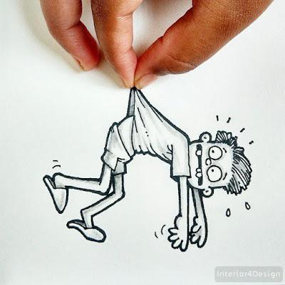 Art And Design 8 Best Strange Ways To Draw 5
