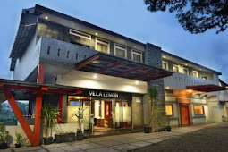 VILLA LEMON LEMBANG - Penginapan Fasilitas Menyenangkan Di Puncak Kota Lembang