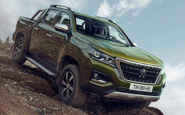 Peugeot Landtreck apresentada para América Latina