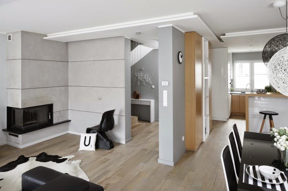 Decoraci n de una sala peque a en gris interior moderno for Elementos de decoracion de interiores