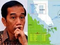 China Klaim Natuna, Jokowi Kemana Ya??