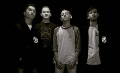 Distace Of Fallen - Metalcore Cianjur
