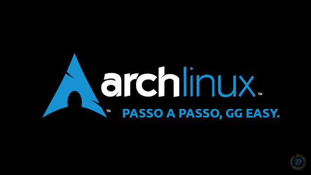 Arch Linux instalação passo a passo
