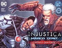 Injustiça - Marco Zero #14