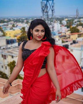 Shruthi Selvam New Stills
