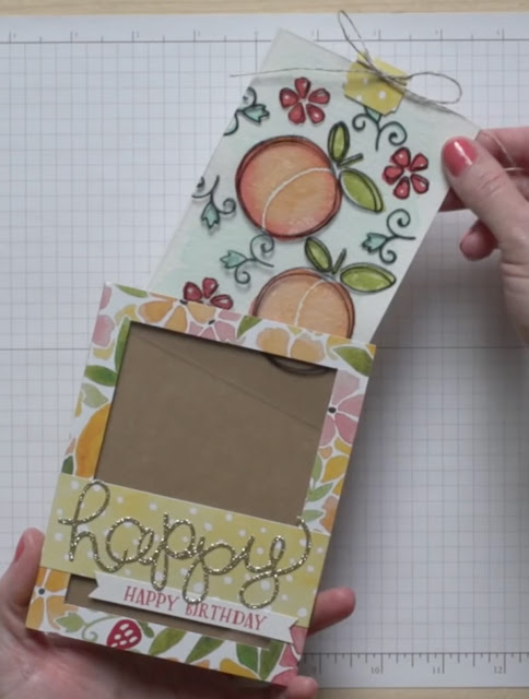 Make Some Magic with Stampin' Up! Fresh Fruit with Brandi Barnard